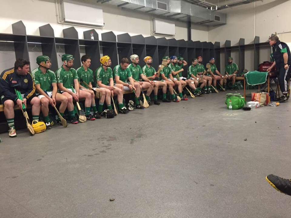 Coolderry Dressingroom